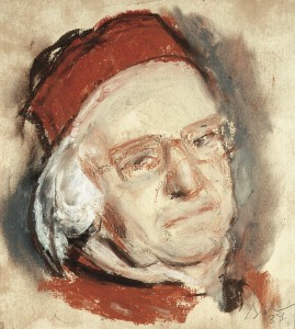 Corneliu Baba - Autoportret, 1984 (Custom)